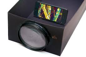 Upcycle That - diy smartphone projector upcycle that