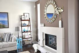 livingroom mirrors sunburst mirrors and living room decorating ideas popsugar home