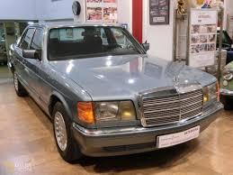 mercedes benz 300 se 1987 blue for sale dyler