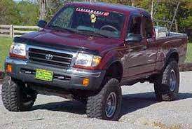 toyota truck 2000 rocky mountain suspension products