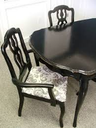 Dining Room Table Refinishing Dining Room Table Makeover Idea Paint Dining Room Table And