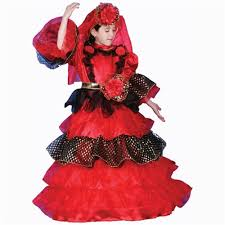Dancer Costumes Halloween Girls Spanish Dancer Halloween Costume Shop Toys4usa