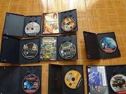 Imagenes De Juegos Originales De Ps2 | juegos originales para ps2 a 100 pesos 100 00 en mercado libre