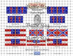 Civil War Battle Flag Standards By Battleflag Online Shop Dixon Miniatures
