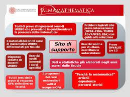 dispense unibo direttore dipartimento di matematica project manager ppt