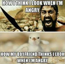 Funny Angry Memes - being angry