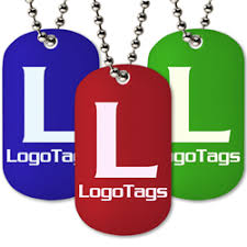 laser engraved dog tags logotags adds custom laser engraved dog tags to product line