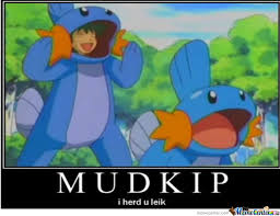 mudkip by jm meme center