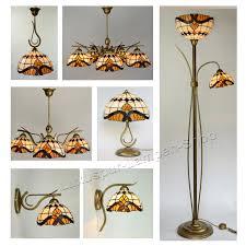 Schlafzimmer Lampen G Stig Hängende Deckenlampe Im Tiffany Stil