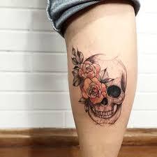 literally the best 65 skull tattoos in history tattoomagz