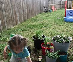 the clay geek u0027s blog small backyard makeover after and friday fun