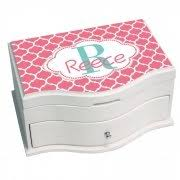 personalized jewelry box personalized jewelry boxes gifts