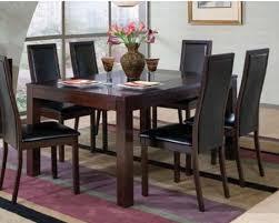 interesting decoration square dining table sets strikingly design