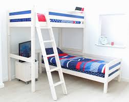 Thuka Bunk Beds Thuka Trendy High Sleeper Bed D L Shaped Guest Bed