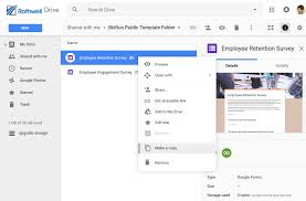 predict employee resignation with google forms bizrun