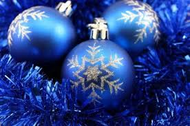 Cobalt Blue Christmas Decorations by Most Fabulous Blue Christmas Decorating Ideas Christmas Celebrations