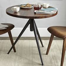 Modern Bistro Chairs Stylish Mid Century Bistro Table 46 Mid Century Kitchen Table And
