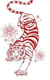 best 25 tiger print tattoos ideas on pinterest wolf print