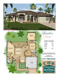 landon model new homes in rotonda west florida