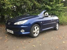 peugeot 206 2004 for 650 00 uk cheap used cars