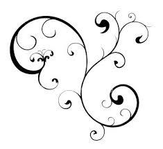 swirl designs clip clip library