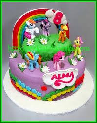 cake my little pony dan cupcake my little pony u2013 alma jual kue