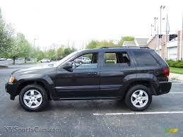 2005 jeep grand cherokee laredo 4x4 in brilliant black crystal