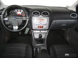 2008 ford focus hp 2008 ford focus 1 6 titanium automatic air conditioning car