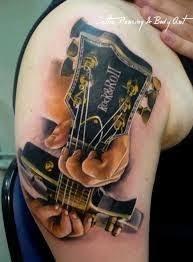 19 best rockin u0027 tattoos images on pinterest music tattoo designs