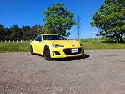 subaru brz price 2017 2017 subaru brz series yellow review autoguide com news
