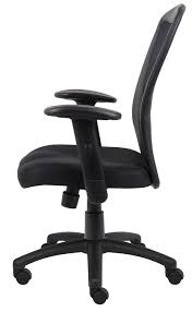 amazon com boss office products b6508 budget mesh task chair in