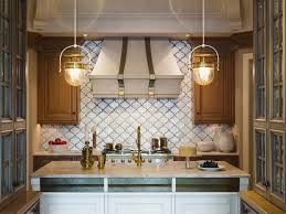 lighting island kitchen choosing the right kitchen island lighting for your home hgtv