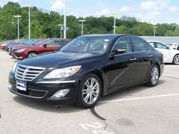 hyundai genesis 3 8 hyundai genesis 3 8 sedan in ohio for sale used cars on