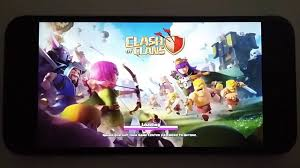 coc wallpaper clash of clans art barch attack strategy hd wallpaper background