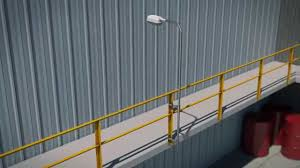 light mounting systems lms012 angle iron handrail mount spigot