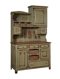 primitive kitchen furniture amish primitive kitchen hutch farm house pantry cupboard wood