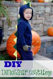 Kids Dinosaur Halloween Costume 8 Diy Halloween Costumes