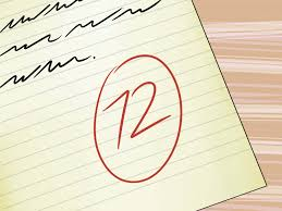 paper with writing on it how to grade a paper 12 steps with pictures wikihow