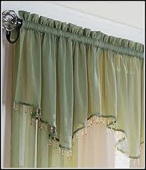 Sheer Curtains With Valance Endearing Sheer Valance Curtains Ideas With Sheer Curtain Valance