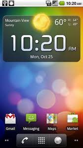 clock and weather widgets for android fancy widget android attractive and free clock weather widget
