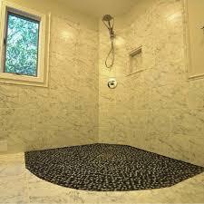 bathroom shower floor ideas shower area layout ceramic floor tiles travertine flooring