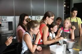 cours de cuisine ado les bûches la classe des gourmets