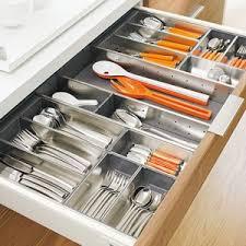 accessoires de rangement pour couverts ustensiles de cuisine i