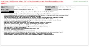 cardiovascular technologist and technician resumes samples