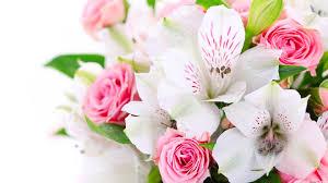 bouquet of flowers hd desktop wallpaper dual monitor