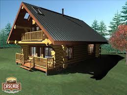 log home floor plans 500 1500 sq ft cascade handcrafted log homes