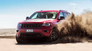 trailhawk jeep 2017 jeep grand cherokee trailhawk review roadtest