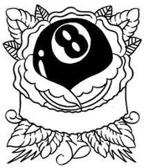 22 round up of 8 ball tattoo designs ideas sheplanet tatoos