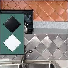 Cheap Backsplash Options by Backsplash Contact Paper Diy Stainless Steel Kitchen Makeover 2