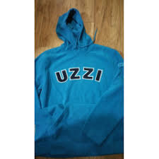 shirts original uzzi x large brand new hoodie light